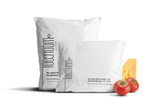 Woolcool insulated food pouches