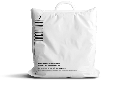 Woolcool Pharmaceutical Insulated Carrier Bags