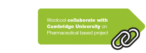 Collaboration with Cambridge University