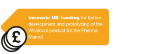 Innovate funding UK for further prototyping