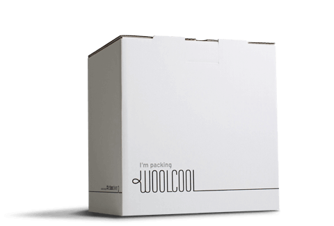 Woolcool Pharmaceutical Courier Boxes are part of our eco packaging range