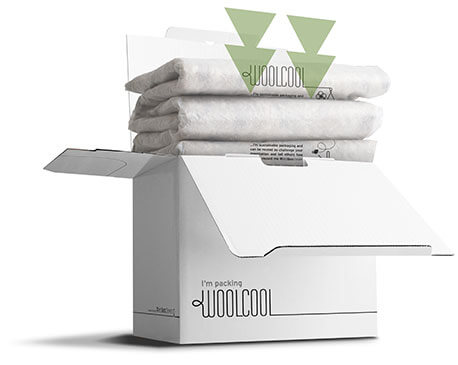 Woolcool Pioneer Sustainable Packaging Scheme
