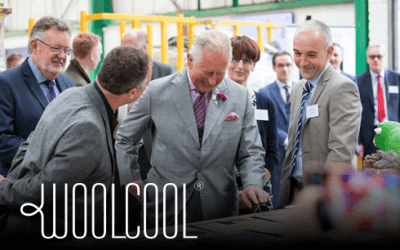 A Royal Visit for Woolcool