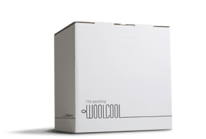 Woolcool pharma courier box