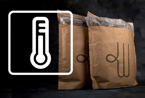 What Woolcool do: Temperature Controlled Food Packaging